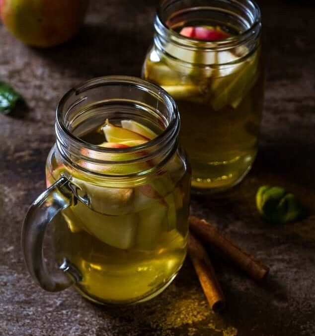 Házi apple cider – recept