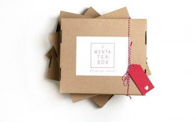 Menta Tea Box
