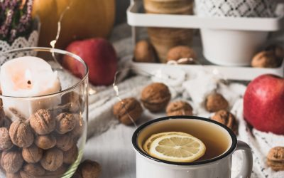 Őszi túra teával