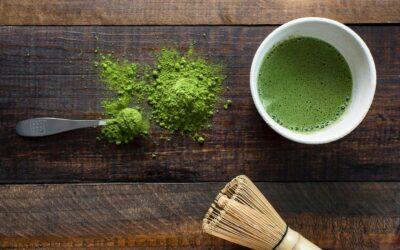 Japán tea – A Matcha